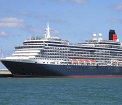 Hamburg, Germany to Southampton, England cruise